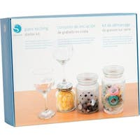 Silhouette Glass Etching Starter Kit-