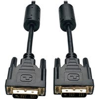 """Tripp Lite P561-015 Tripp Lite DVI Single Link Cable, Digital TMDS Monitor Cable - (DVI-D M/M) 15-ft."""