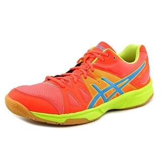 Asics Gel-Upcourt Women Round Toe Leather Multi Color Tennis Shoe