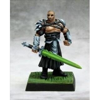 Reaper Miniatures 60113 Pathfinder Series Technic League Captain Miniature