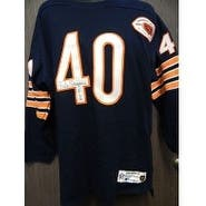 Signed Sayers Gale Chicago Bears Chicago Bears Sweater Jersey Size XL autographed