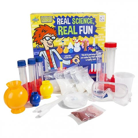 Real Science Real Fun