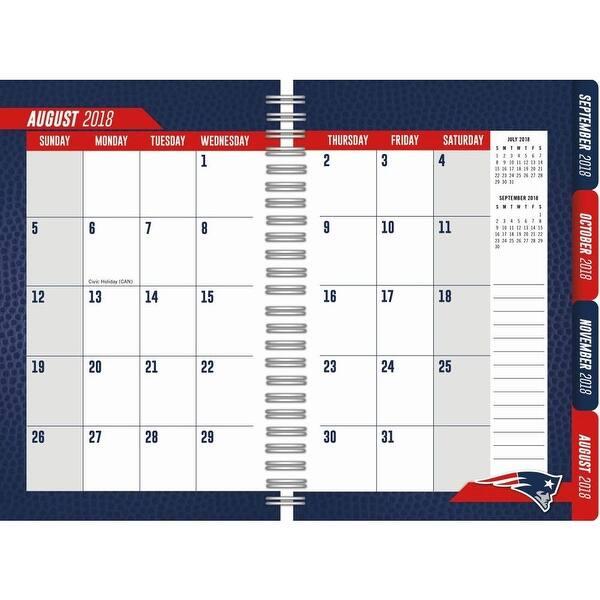 New england patriots schedule 2019