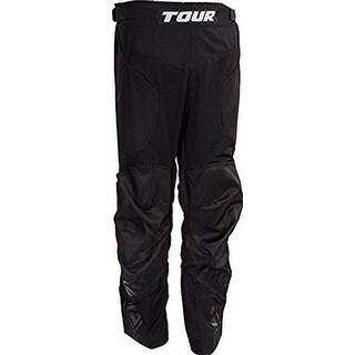 Tour Hockey Youth Spartan Xtr Youth Hockey Pants, Black, S