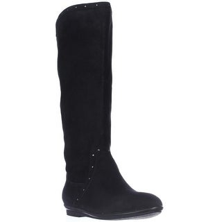 Easy Spirit Kandis Riding Boots - Dark Gray