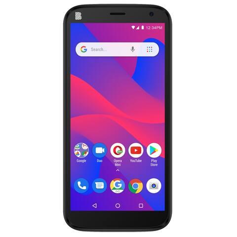 BLU C5 Plus C130EQ 16GB Dual-Sim GSM Unlocked Android SmartPhone - Black