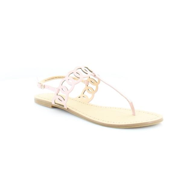 Daya by Zendaya Mallory Women's Sandals & Flip Flops Pink