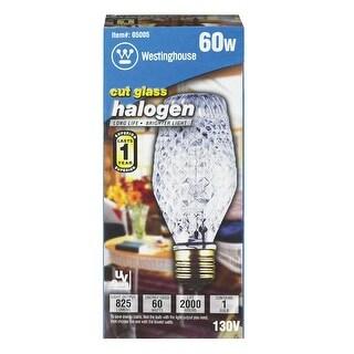 Westinghouse 05018 Halogen Light Bulb, 60 watts, 825 lumens, 130 volts