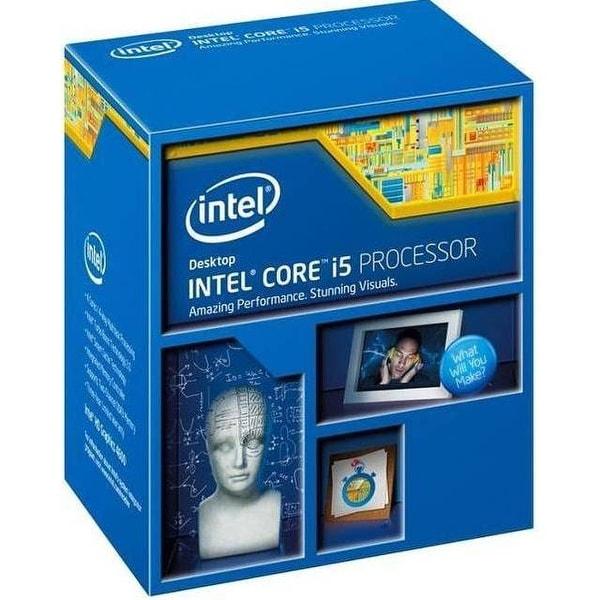 Intel Core i5-4460 3.2 GHz LGA1150 Processor Haswell Quad-Core (BX80646I54460)