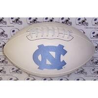 "North Carolina Tarheels Embroidered Logo ""Signature Series"" Football"