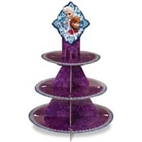 """Frozen 11.75""""X16"""" Holds 24 Cupcakes - Treat Stand"""