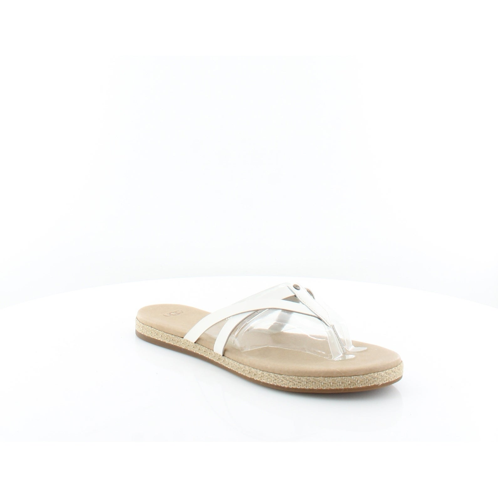 f3c61747fe3 Buy White Women s Sandals Online at Overstock