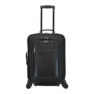 "US Traveler Charleville 20"" Spinner Black - US One Size (Size None)"