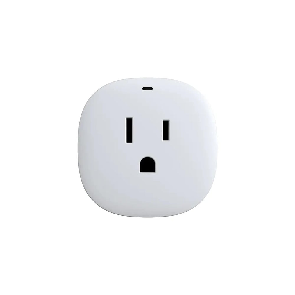 Samsung SmartThings Outlet - White (White)