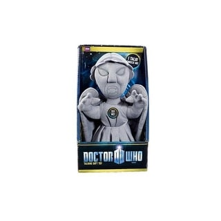 "Doctor Who 9"" With Sound Weeping Angel"