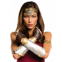Wonder Woman Deluxe Kit Adult Costume Accessory Set