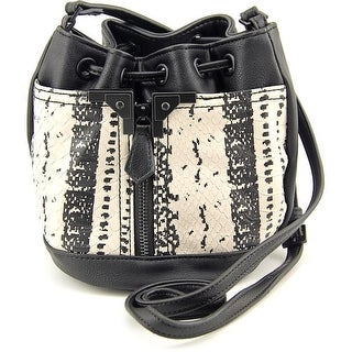 Danielle Nicole Alexa Mini Bucket Women PVC Messenger - Black