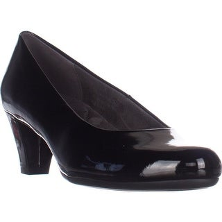 Aerosoles Shore Thing Classic Kitten Heel Pumps - Black