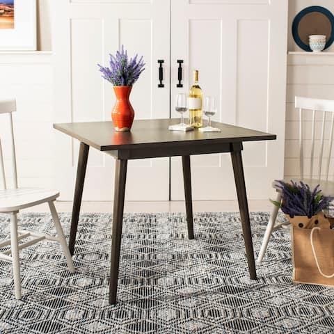 """SAFAVIEH Simone Square Dining Table -Grey Walnut - 36"""" x 36"""" x 30.3"""""""