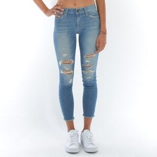 Finn Skinny Ankle Jeans
