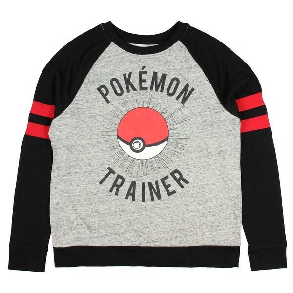 56028dc7 Shop Pokemon Men's Pokemon Trainer Pokeball Pullover Sweatshirt - Free  Shipping On Orders Over $45 - Overstock - 18613782
