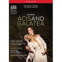 G.F. Handel - Acis & Galatea [DVD]