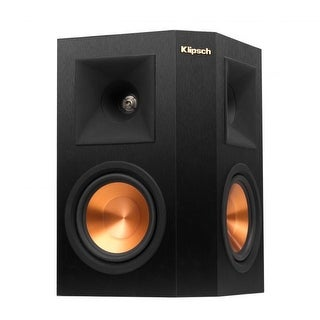 Klipsch RP-250S Black Surround Sound Speakers