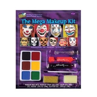 Fun World The Mega Make-Up Kit - Multi