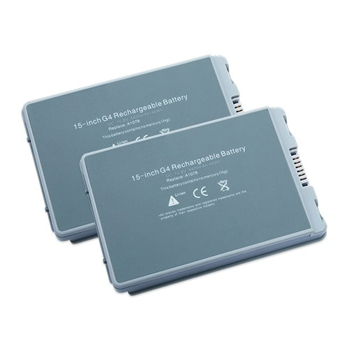 """""""Battery for Apple 6612927 / A1045 (2-Pack) Replacement Battery"""""""