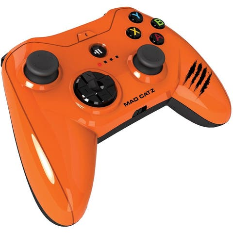 Mad Catz C.T.R.L.i Mobile Gamepad f/ iPod/iPhone/iPad Glossy - MCB312630A10/04/1