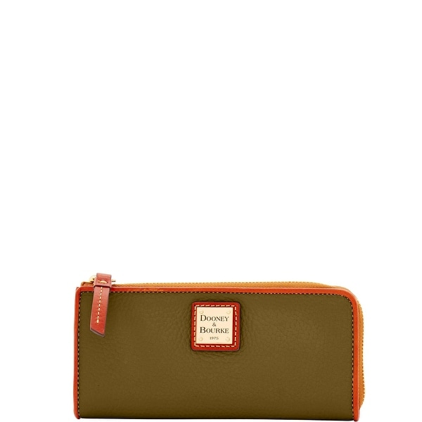 Dooney & Bourke Pebble Grain Zip Clutch (Introduced by Dooney & Bourke at $128 in Jul 2014)