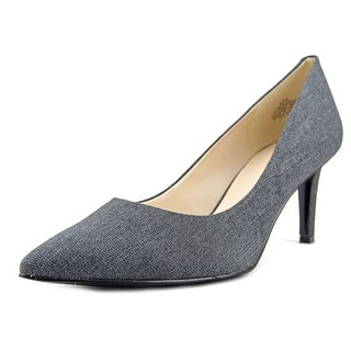 Nine West Eara Women W Pointed Toe Canvas Heels|https://ak1.ostkcdn.com/images/products/is/images/direct/63e6c37a508067ef7dadc8cf9045d5c26f8c0b34/Nine-West-Eara-Women-W-Pointed-Toe-Canvas-Gray-Heels.jpg?impolicy=medium