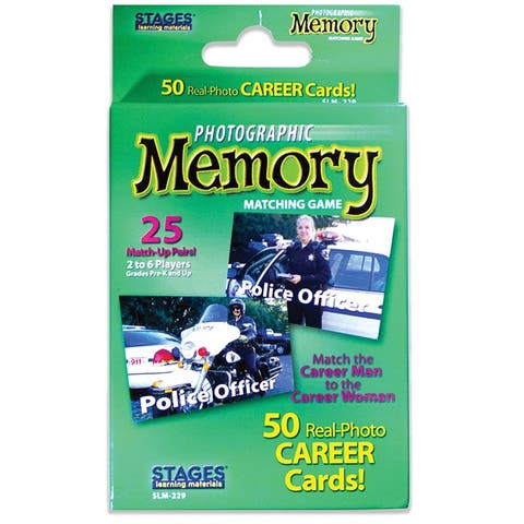 Careers Photographic Memory Matching Game