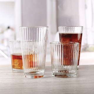 Link to Hill Street 15.75 oz. Entertaining Set of 12 Similar Items in Glasses & Barware