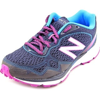 New Balance WT910 Women D Round Toe Synthetic Trail Running
