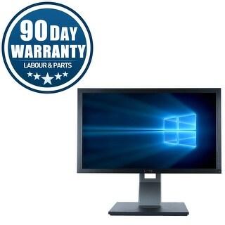 """Refurbished Dell U2211H 21.5"""" LCD 1920 X 1080 - Black"""