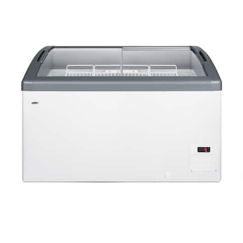 """Summit FOCUS131 Commercial 52"""" Wide 12.4 Cu. Ft. Capacity Food & - White"""