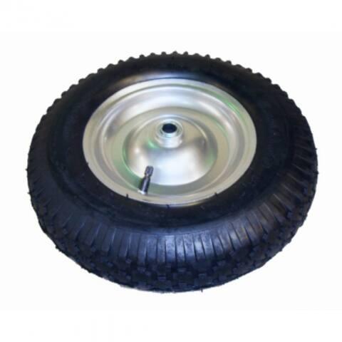 "Precision RW200 Pneumatic Dump Cart Replacement Tire, 16"""