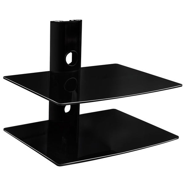 Mount-It! Floating Wall Mounted Shelf Bracket Stand