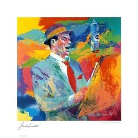 ''Frank Sinatra'' by LeRoy Neiman Music Art Print (24 x 20 in.)