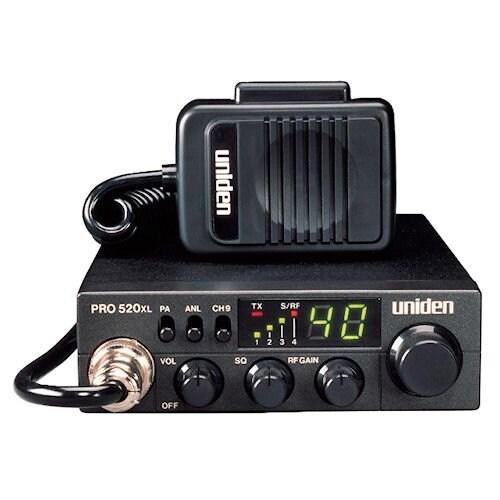 Uniden 2-Way Radio - Pro520xl