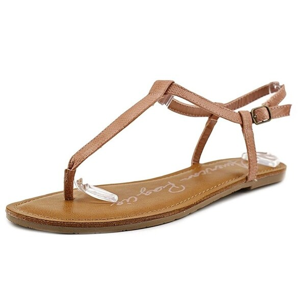 American Rag Womens KRISTA Open Toe Casual Ankle Strap Sandals