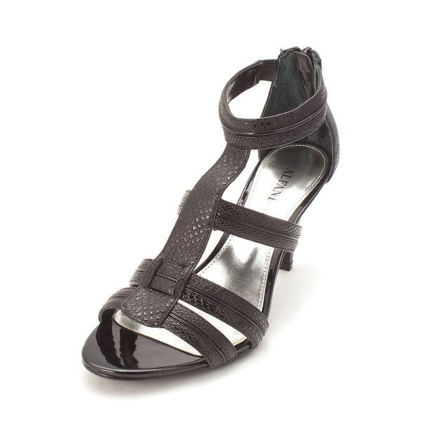 Alfani Womens delia Open Toe Casual Ankle Strap Sandals - 6.5