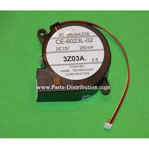 Epson Projector Lamp Fan- EB-4950WU, PowerLite 4650, 4750W, 4855WU, 470, 475W