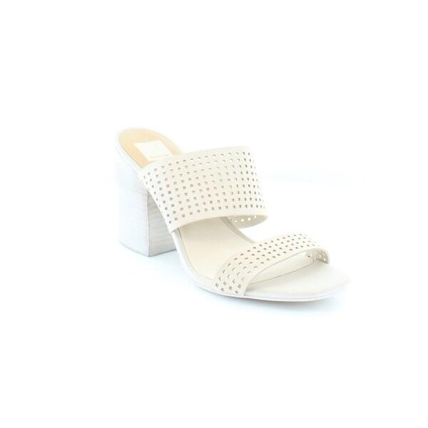 Dolce Vita Esme Women's Sandals & Flip Flops Sand Perforated - 11