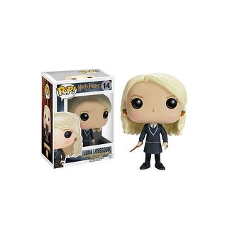 Funko POP Harry Potter - Luna Lovegood Vinyl Figure - Multi