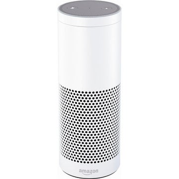 Amazon - Echo (1st generation) - White