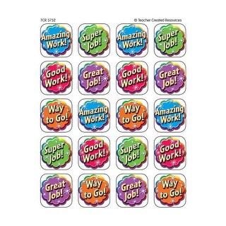 Good Work Stickers 120 Stks
