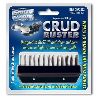 Grill Daddy GD72893 Crud Buster Replacement Brush