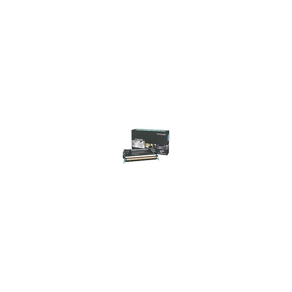 Lexmark C734A4KG Lexmark Return Program Toner Cartridge - Laser - 8000 Page - Black